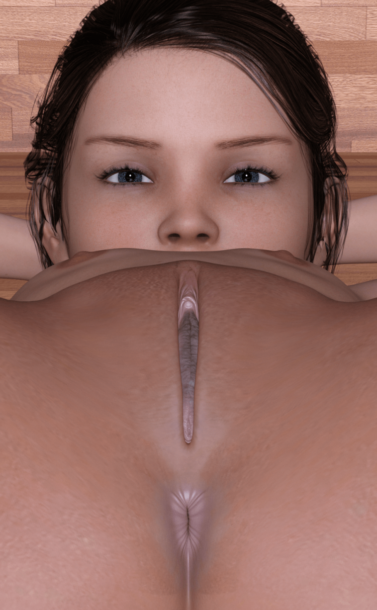3D Hentai art Lolicon pack by Ahab