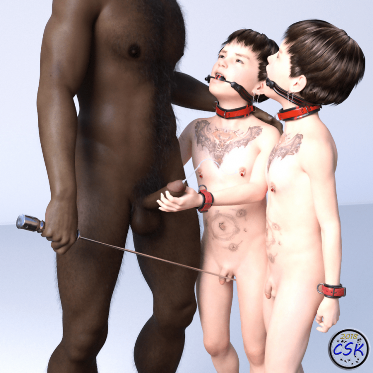 America's Boy Paradise Vol. 67 Yaoi Shotacon 3D Images by Csk