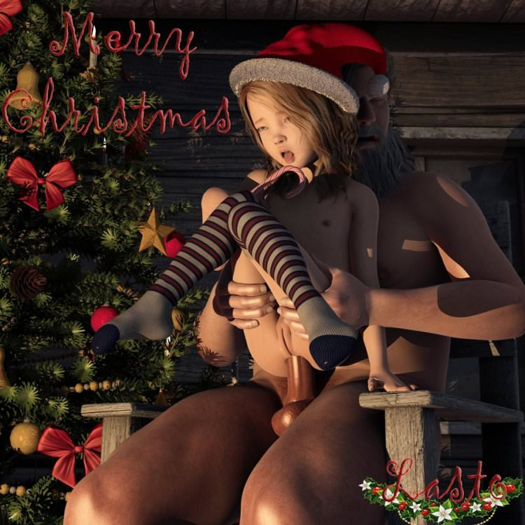 VCP Holidays Hentai 3D shota-loli pictures vol.1