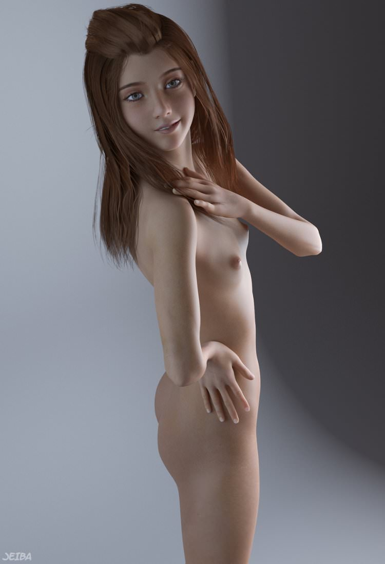 3D Lolicon hentai photo gallery vol. 11 by Jeiba