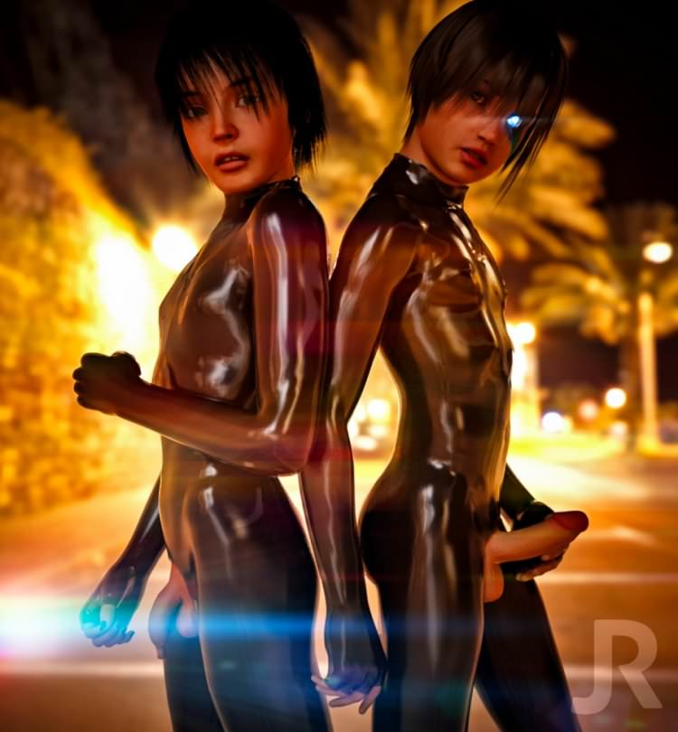 Just Radiation 3D yaoi shotacon pack vol.3