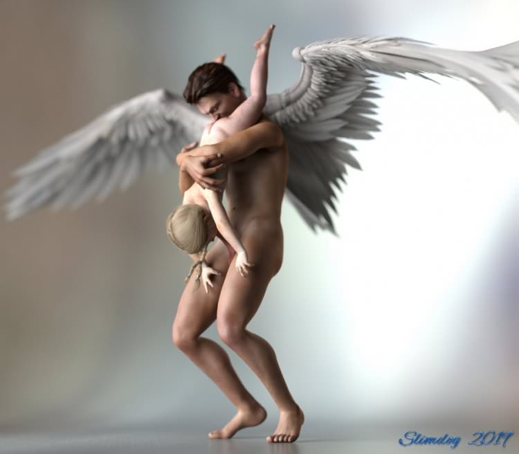 Slimdog - In love with an angel 3D lolitas pictures