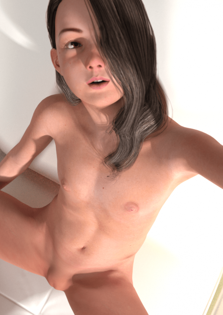 Lolicon 3D pics Vol. 15 by Twitchster