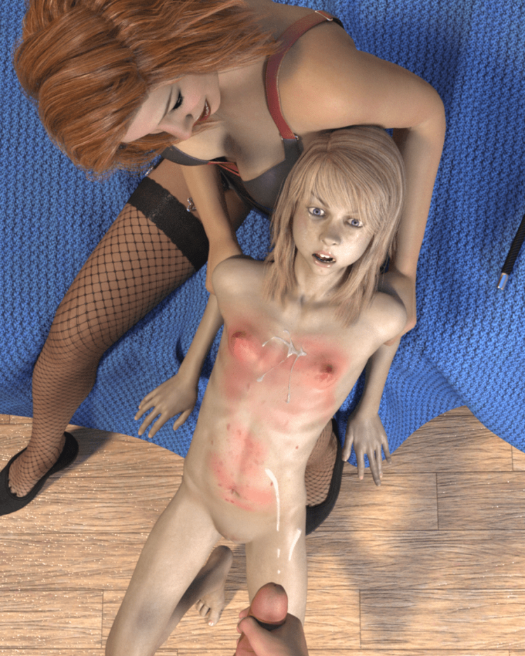 Ygalax 3D BDSM Lolicon pictures vol. 5